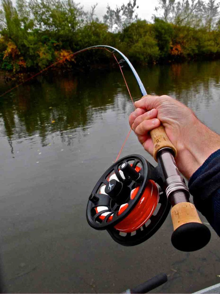 Selecting The Correct Fly Fishing Rod