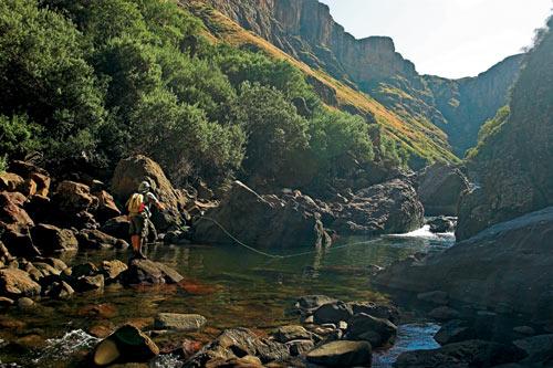 Drakenberg Streams