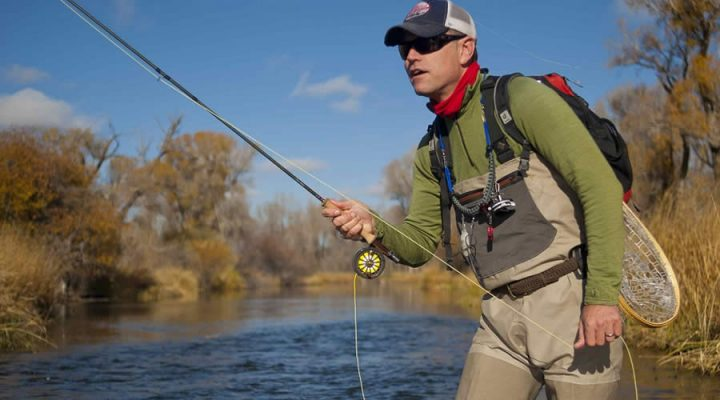 Fly fishing – Forward Casting 101