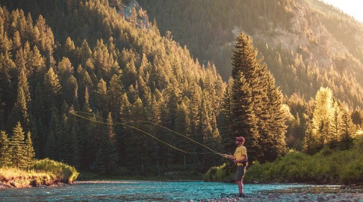 Fly fishing Health Benefits