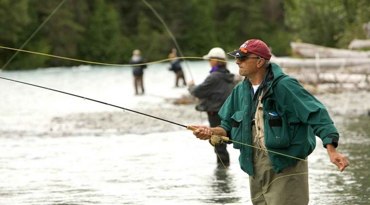 Selecting the correct fly fishing rod – Fly rod weight